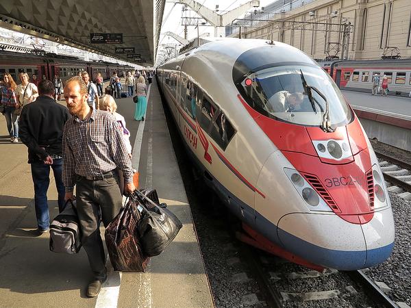 """РЖД """"тактично"""" сохранила поезда"""