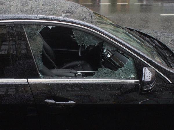 В центре Петербурга совершено разбойное нападение