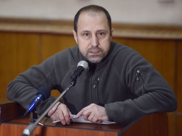 "Командир батальона ""Восток"": Сурков - патриот, Пургин - апологет Путина"