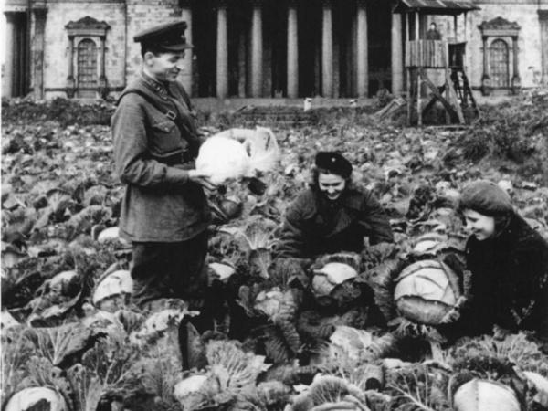 В Петербурге вспоминают блокаду