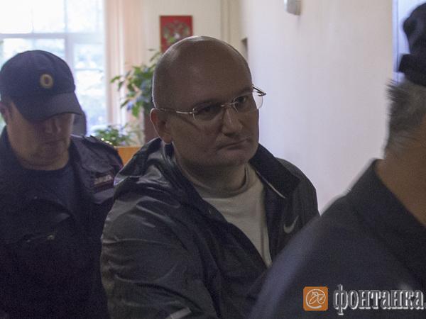 Горбунов пошел в спецтюрьму без Кашина