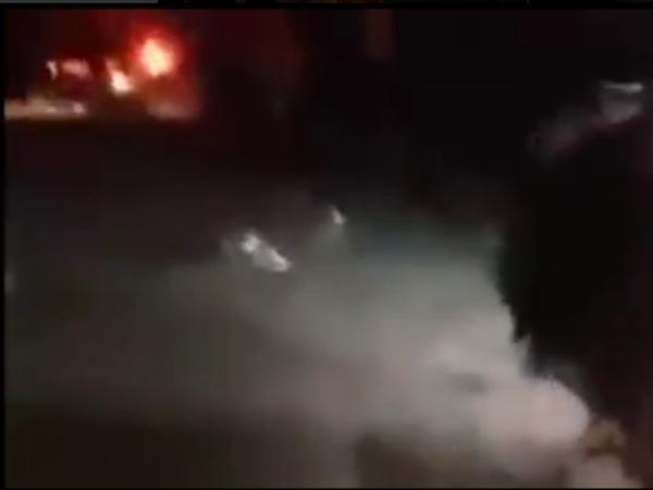 В Багдаде 10 человек погибли при захвате торгового центра
