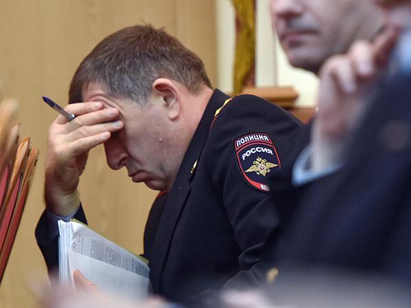 Первая полиция после Севастополя