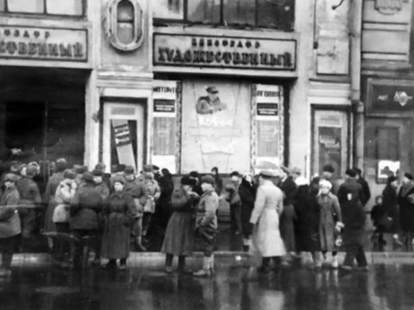 Блокада: В блокадном городе любой фильм — сказка