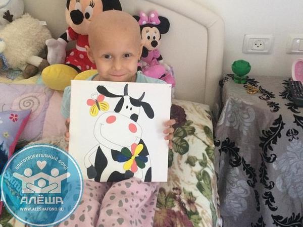 Для победы над болезнью Софье нужна помощь