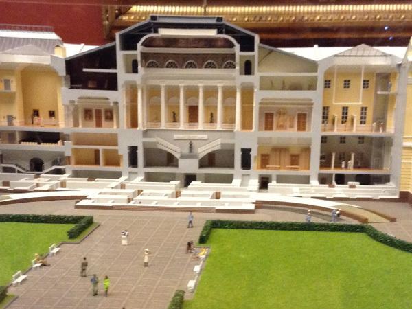 Совет оставил Русский музей без реконструкции