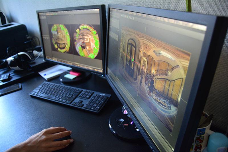центр  дизайна и мультимедиа в университет ИТМО