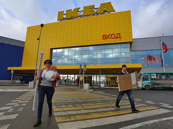 IKEA заявила об угрозе своему бизнесу в России