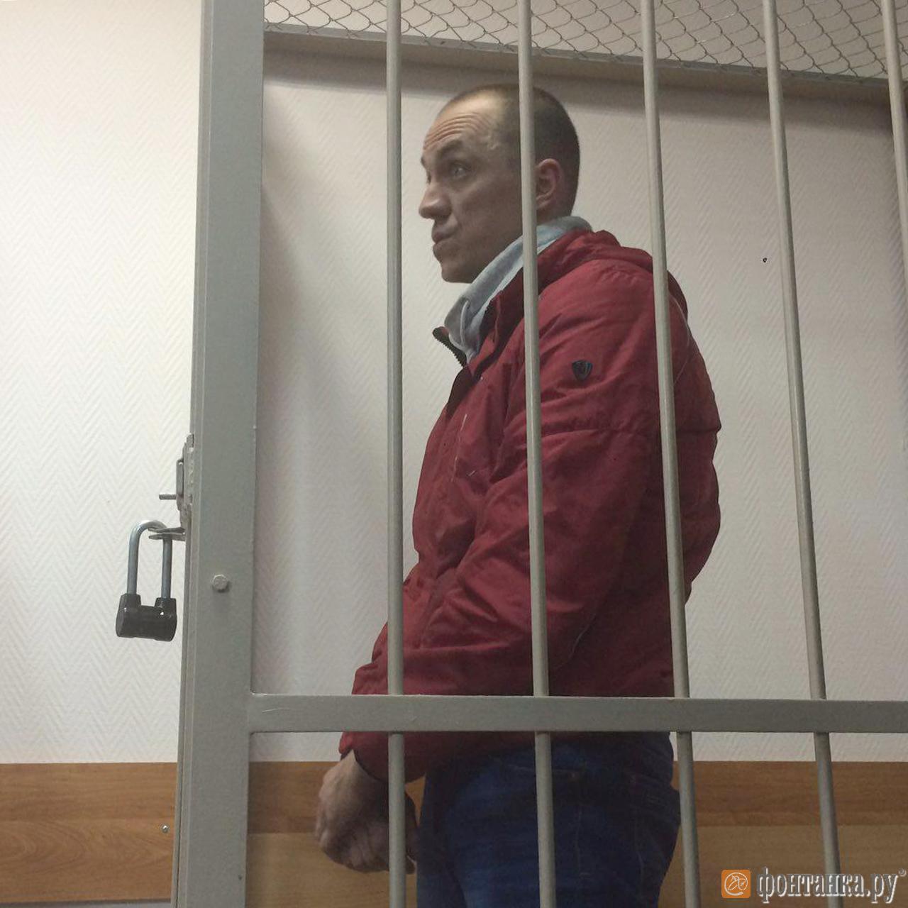Опер Артемьев оправдан в убийстве осведомителя (Иллюстрация 1 из 1) (Фото: Александр Ермаков)