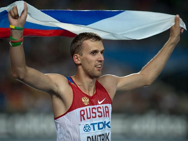 Алексей Дмитрик: Мы даже не в первой тройке по допингу