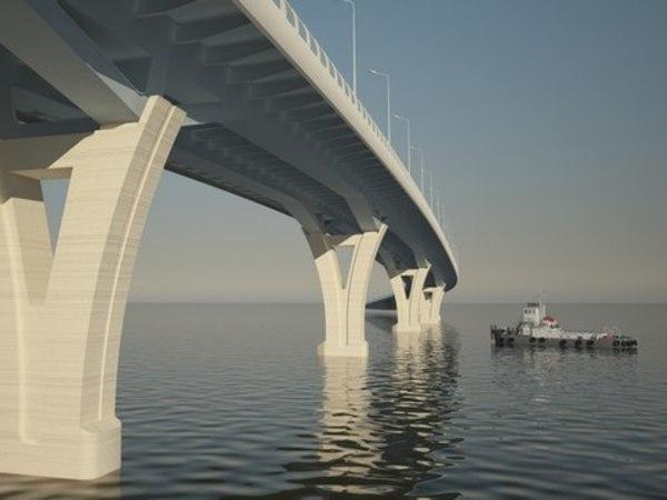 [Фонтанка.Офис]: За чей счет встанет Яхтенный мост