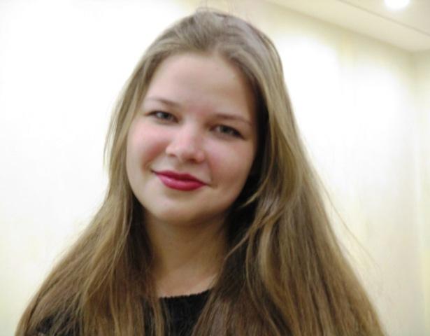 Анна Нарышкина, волонтер БФ AdVita