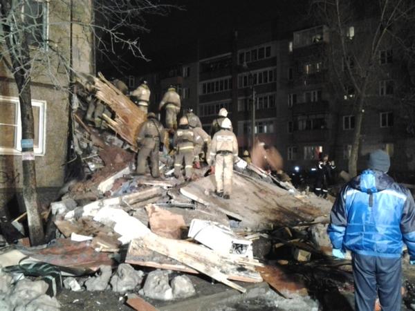 Число погибших при обрушении дома в Ярославле увеличилось до четырех