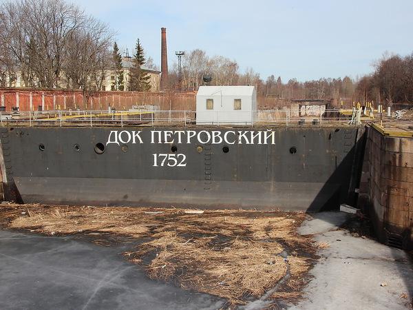 «Газпром» устроит в Петербурге музей Васа