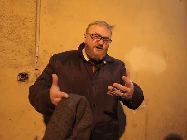 """Милонов сорвал начало кинофестиваля """"Бок о бок"""""""