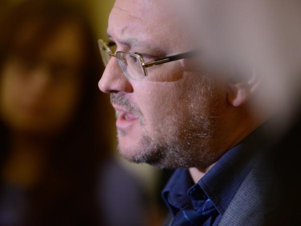 [Фонтанка.Офис]: Максим Резник не будет вступать в партию Оксаны Дмитриевой