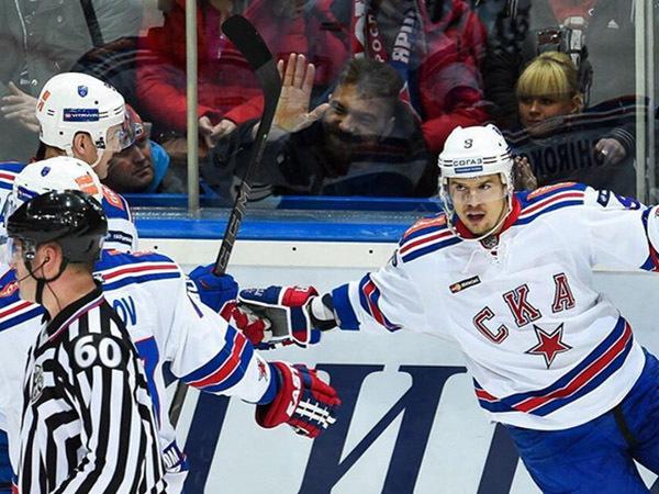 Нет Ковальчука – нет проблем. Как СКА сравнял счет в серии с «Локомотивом»