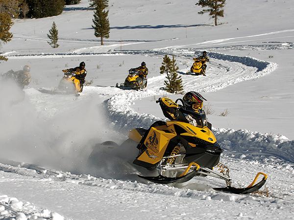 Квадроцикл и снегоход как повод для налога на роскошь