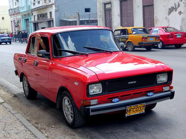 Отечественный автопром возвращается на Кубу