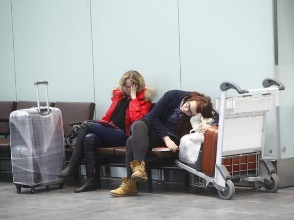 """Экипаж: Как действовать пассажиру отмененного рейса """"Аэрофлота""""?"""