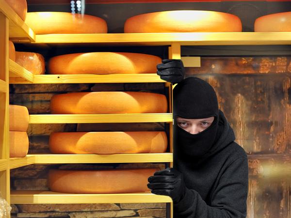 Как русская мафия в Голландии сыр ворует
