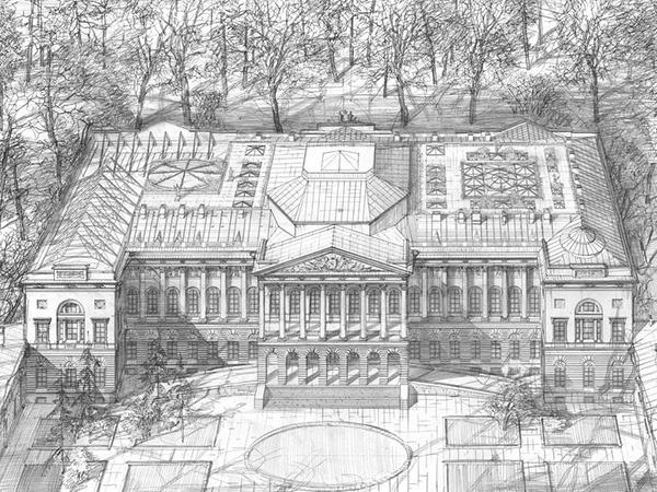 Михайловский дворец готовят к закрытию