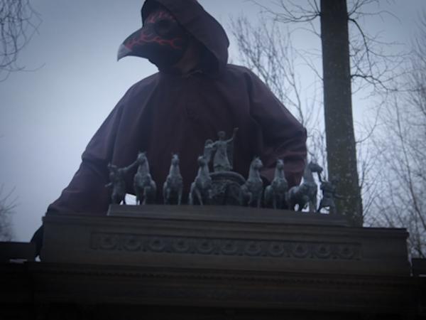 Как «чумной доктор» спасал петербуржцев от эпидемии гриппа
