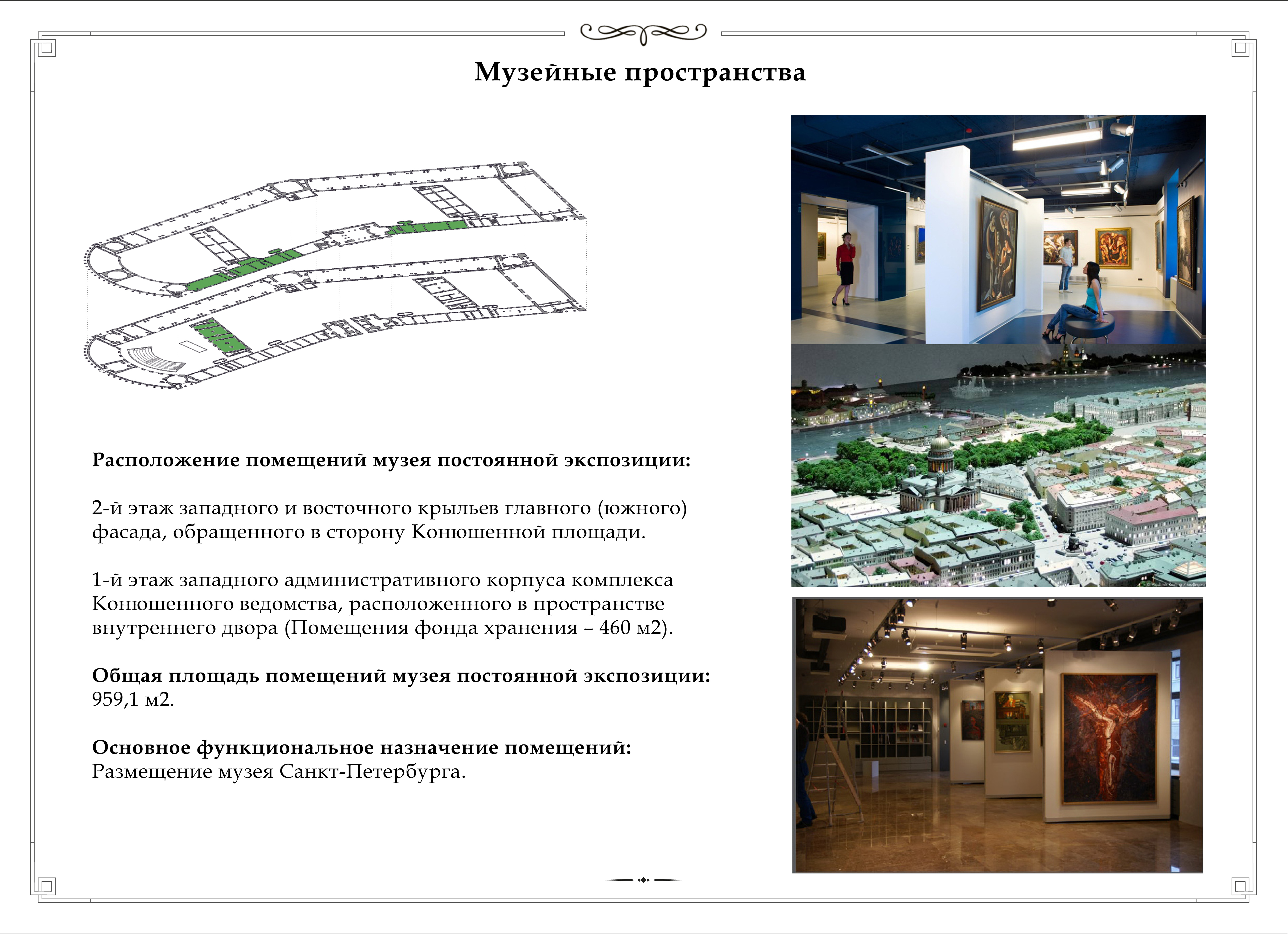Музейные пространства
