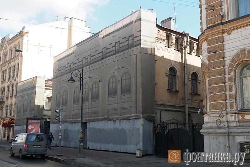 Лиговский, 60-62
