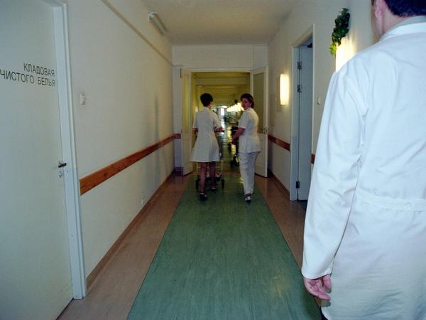 В зоне риска — медсестра
