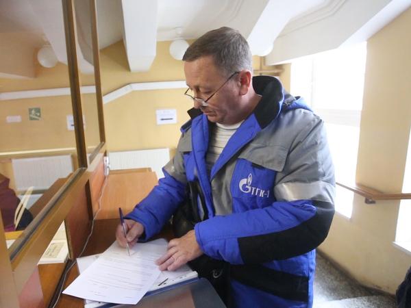 «ТГК-1» не смогла отключить администрацию Кировского района от тепла