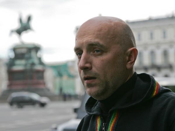 """Захар Прилепин: Про Донбасс, литературу и """"Семь жизней"""""""