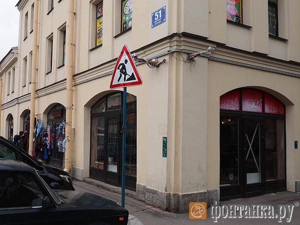 Магазины в Апраксином дворе, выселенные «Главстроем-СПб», снова открылись