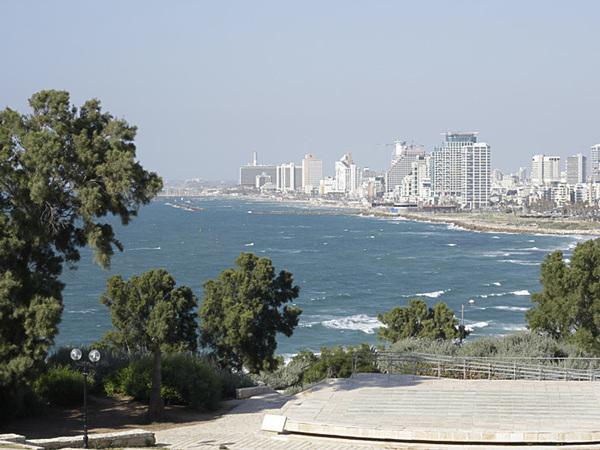 Земля обетованная, или Весна в Израиле