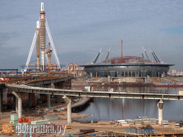 ФИФА поверила Петербургу