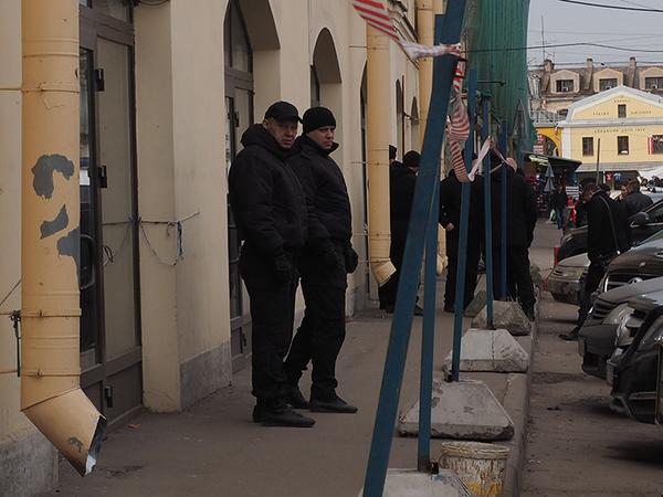 «Главстрой-СПб» выселяет арендаторов из Апраксина двора