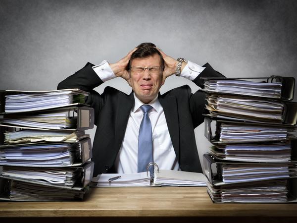 Семь кругов бумажного ада для бизнеса