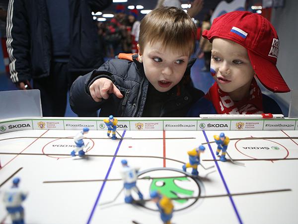 Смольный ввел возрастной ценз в детском спорте