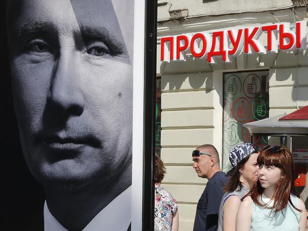 Как Европа требует отмены санкций