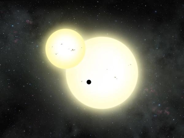 """На открытом НАСА """"Татуине"""" может быть жизнь"""