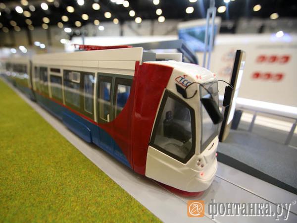 ПМЭФ-2016: Составы для частного трамвая могут поставить белорусы, чехи или французы