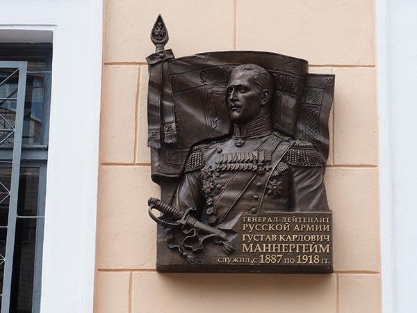 Мединский: Не будьте большим патриотом, чем Сталин, взявший Маннергейма под защиту