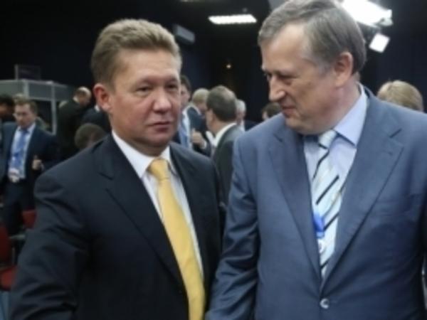 О чем Миллер и Дрозденко поговорят на ПМЭФ без прессы