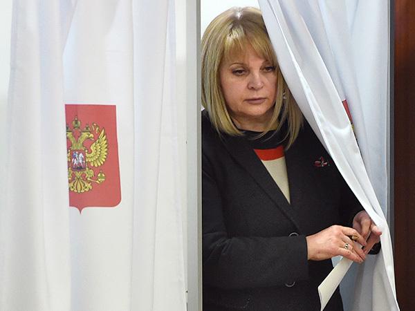 Памфилова рассказала Петербургу, как не фальсифицировать выборы