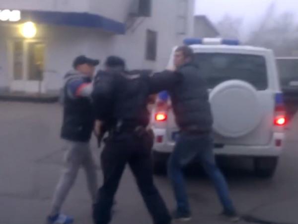 Вежливая полиция Кировского района