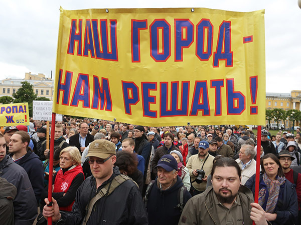 Почему петербуржцев не спросят о мосте Кадырова
