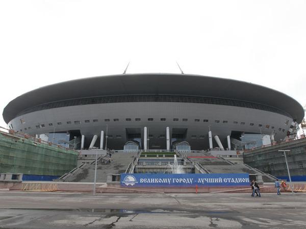 В июле «Зенит-арену» проверит инспекция ФИФА