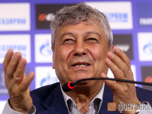 Луческу: Я приехал в «Зенит» на 100 лет