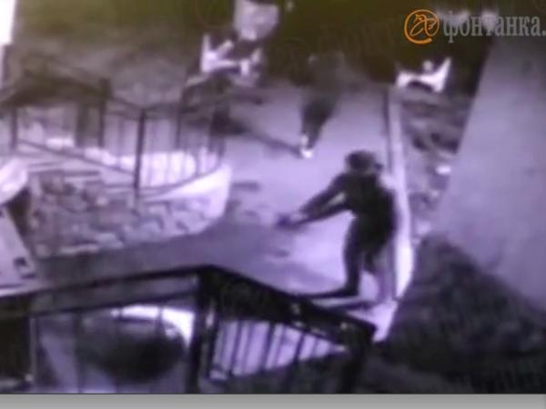Видео убийства спортсмена-паралимпийца на Ленинском