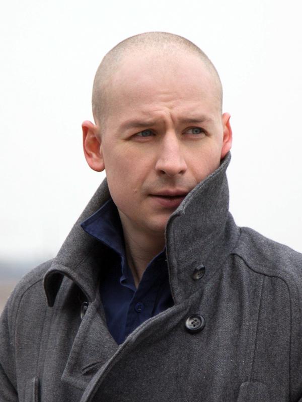 Андрей Лёвин, актер театра «Буфф»